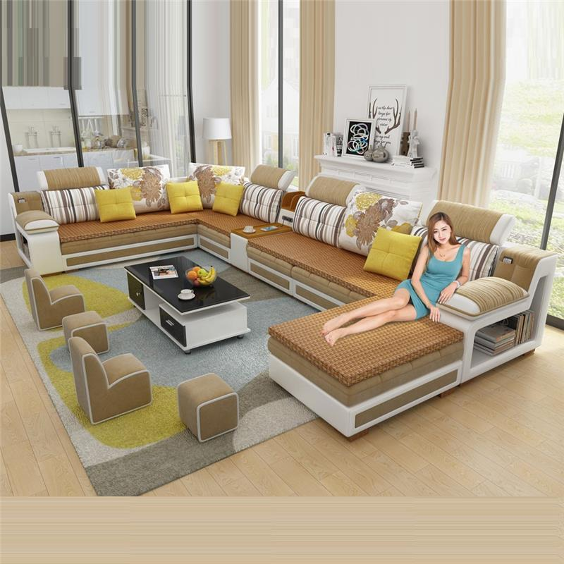 Wypoczynkowy Sillon Moderna Koltuk Takimi Zitzak Para Divano Puff Asiento De Sala Mobilya Set Living Room Furniture Mueble Sofa in Living Room Sofas from Furniture