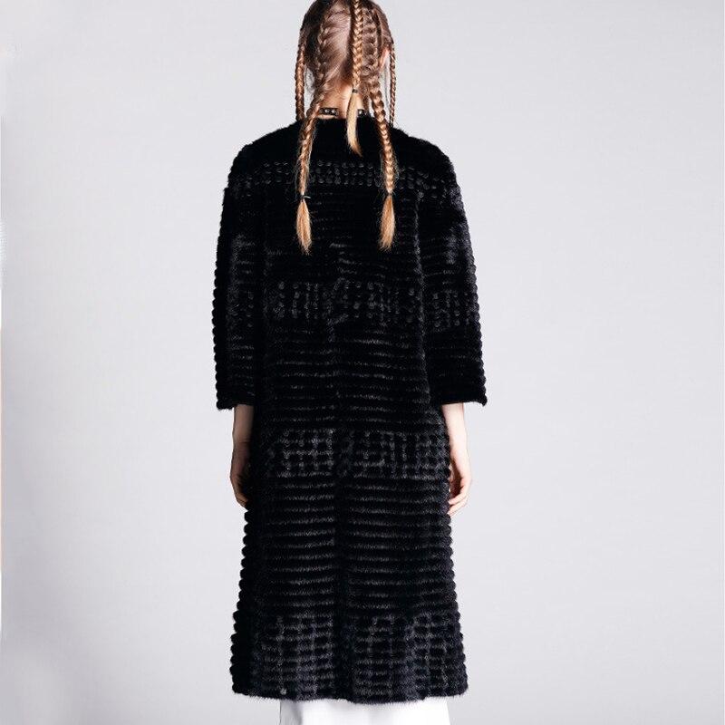 LVCHI Plus Πραγματικό παλτό δέρματος από - Γυναικείος ρουχισμός - Φωτογραφία 4