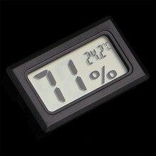 Цифровой ЖК-термометр гигрометр для домашних животных муравьиная ферма рептилий Черепаха коробка датчик температуры измеритель влажности ящик для насекомых аксессуары