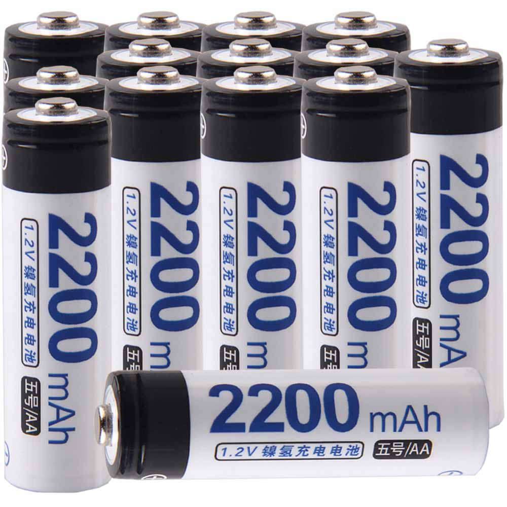 Lowest price 14 piece AA battery 1.2v batteries
