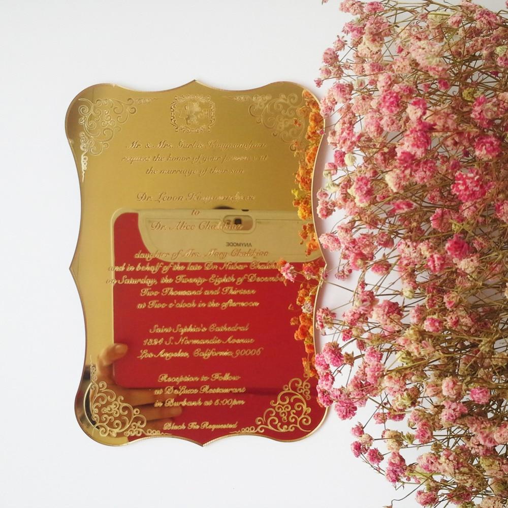 Sle Invitation For Golden Wedding Anniversary Letter 50th