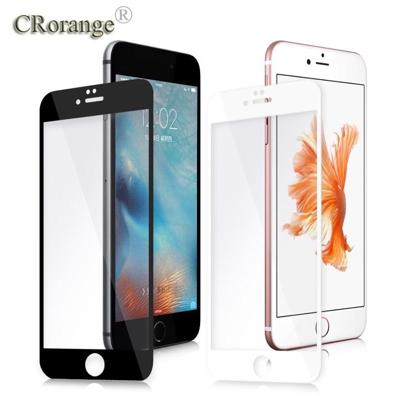 Vidrio templado de protección de pantalla completa para Apple iPhone - Accesorios y repuestos para celulares - foto 6