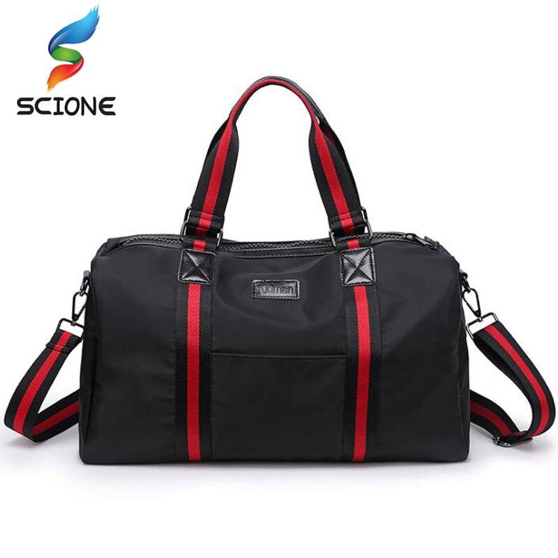 Hot A++ Large Capacity Training Gym Bag Waterproof Sports Duffels Bag  Fitness Bags Multifunction Shoulder Handbag eb5d4a3332