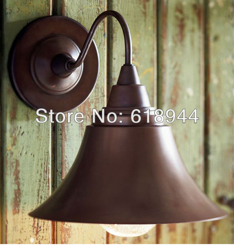 Antique Restoration Edison Light Bulb with Vintage Style Black Wall Lamps for Restaurants Hotels wall lights for home 2013 antique outdoor lighting for wall decerative wall light with edison light bulb vintage wall lamps