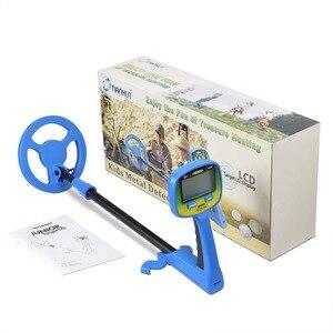 Image 5 - Education Metal Detector Underground Parents Kids Gift Beach Treasure Hunter Detector Tool Gold Finder Metal Seeker Beginner