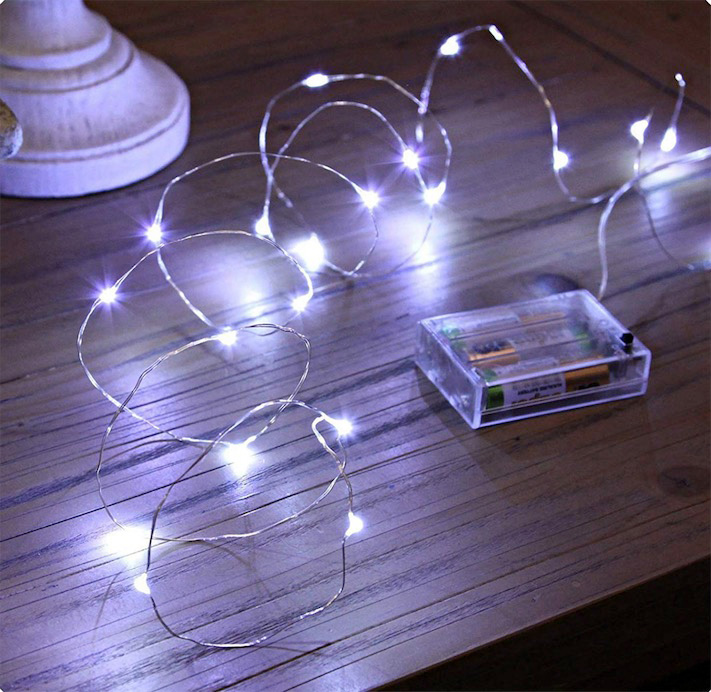 HarrisonTek 3M 5M 10M Fairy Garland LED String Lights Decoration Flash For Christmas Tree Wedding Home Garden Indoor Outdoor