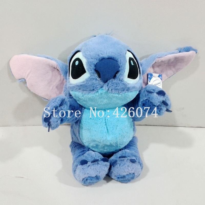 Lilo & Stitch Stitch Plush For Girls Boys 35CM Kids Stuffed Toys Children Gifts