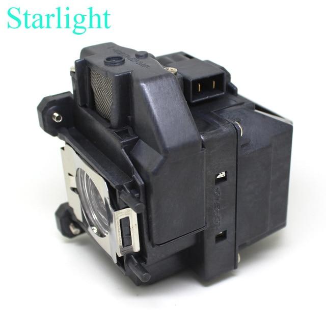 EB-X14G EH-TW550 EH-TW400 H457B лампы проектора ELPLP67 V13H010L67 для Epson EB-S11