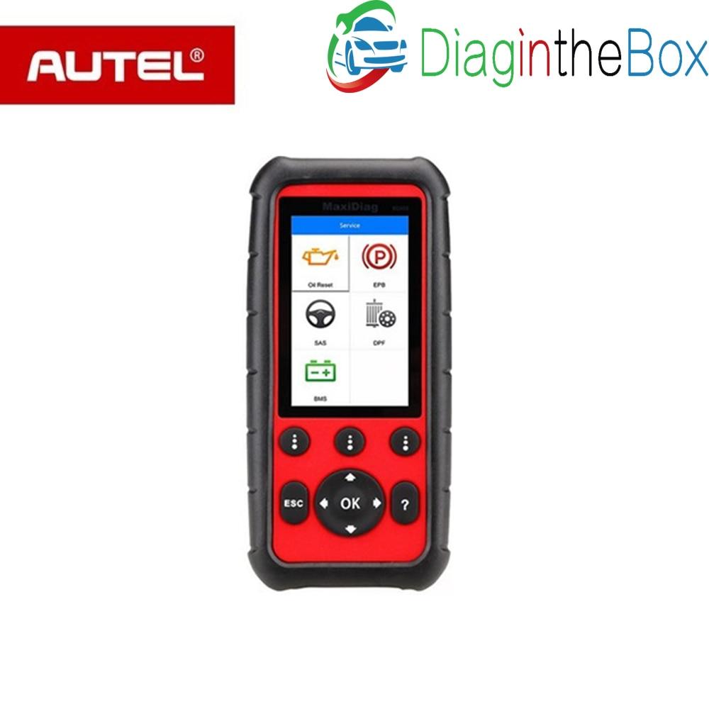 Autel MaxiDiag MD808PRO Tutti I Sistemi di strumento Diagnostico Scanner per il Motore, La Trasmissione, SRS e ABS sistemi con EPB, olio di Reset