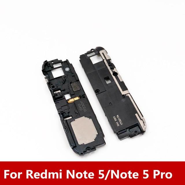 جديد مكبر الصوت الطنان قارع الأجراس ل Xiaomi Redmi ملاحظة 5/ملاحظة 5 برو دعوة رئيس جرس بصوت عال رئيس استقبال مجلس أجزاء كاملة
