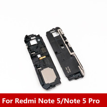 Xiaomi redmi note 5/note 5 pro call 스피커 벨 시끄러운 스피커 수신기 보드 용 새 스피커 부저 링거