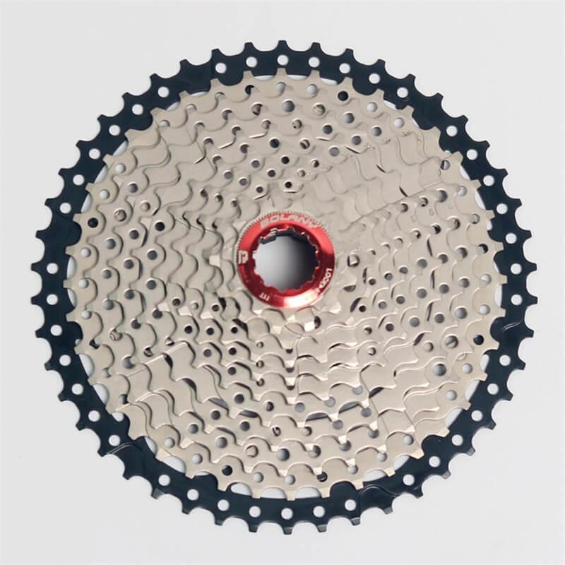 BOLANY MTB Горный велосипедная кассета X8 11 скорость 11-46 т велосипед Freewheel широкого соотношения маховики доступны для shimano SRAM системы