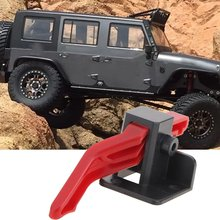 for TRX4 ESC Easy Start Trigger Power Switch 1/10 RC Crawler Traxxas Car Part Accessories