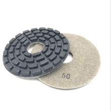цена на 5 inch 125mm diamond wet polishing pads for ceramic only