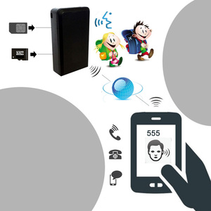 Image 2 - NEW digital Voice Recorder Mini Smart gsm recording Wireless remote control work Voice recorders GSM07