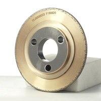 Sintered diamond rotary dresser metal bond dressing tools