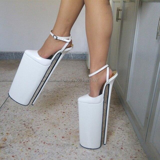 high heels 40 cm absatz