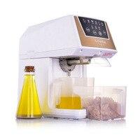 Безопасный Нержавеющаясталь дома Кухня Extractor полный автоматический масло прижимной 50% высокая скорость нажатия Mute холодной и горячей масл