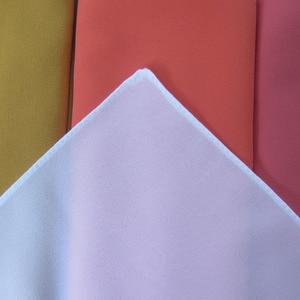 Image 3 - 고품질 진주 거품 시폰 이슬람 Hijab 스카프 목도리 머리 랩 Foulard 일반 솔리드 컬러