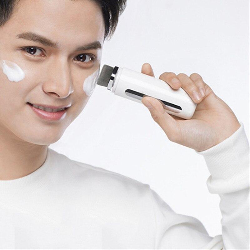SMATE Skin-Friendly Electric Facial Cleaner IPX7 Waterproof Sensitive-Proof Shaver Men Women Bathroom Accessories SetsSMATE Skin-Friendly Electric Facial Cleaner IPX7 Waterproof Sensitive-Proof Shaver Men Women Bathroom Accessories Sets