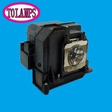 Compatível Lâmpada Do Projetor lâmpada ELPLP71 V13H010L71 Para EPSON EB-1400Wi/EB-1410Wi/EB-470/EB-475W/EB-475Wi UHE 215E