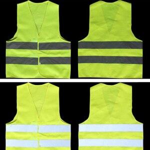 Image 4 - High Visibility Pupil Child Student Kids Reflective Traffic Vest Scooter Cycling Safety Vest Jacket Children Road Reflect Vests