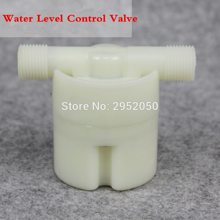 3/4 Floating Ball Valve Automatic Float Valve Water Level Control Valve F/ Water Tank Water Tower Free Shipping 4a 8a level float switch pp water level control for water pump water tower tank normally closed
