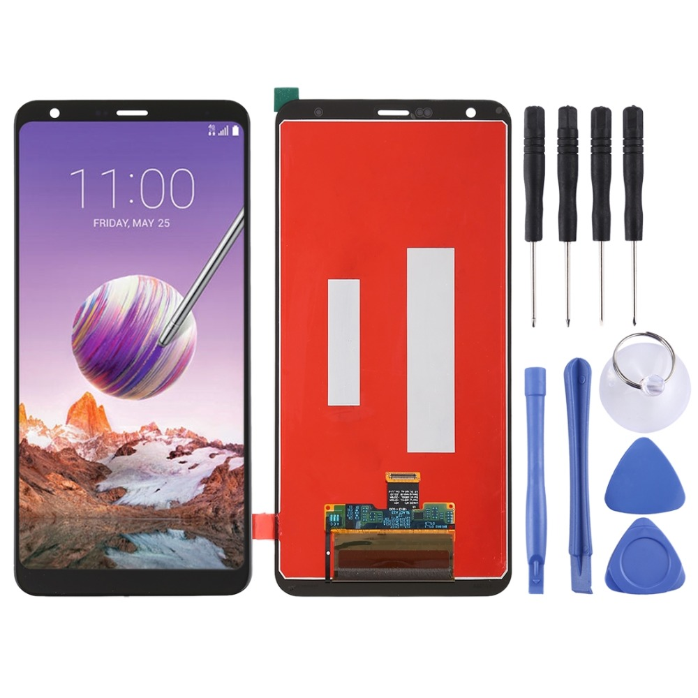 iPartsBuy LCD Screen and Digitizer Full Assembly for LG Stylo 4iPartsBuy LCD Screen and Digitizer Full Assembly for LG Stylo 4