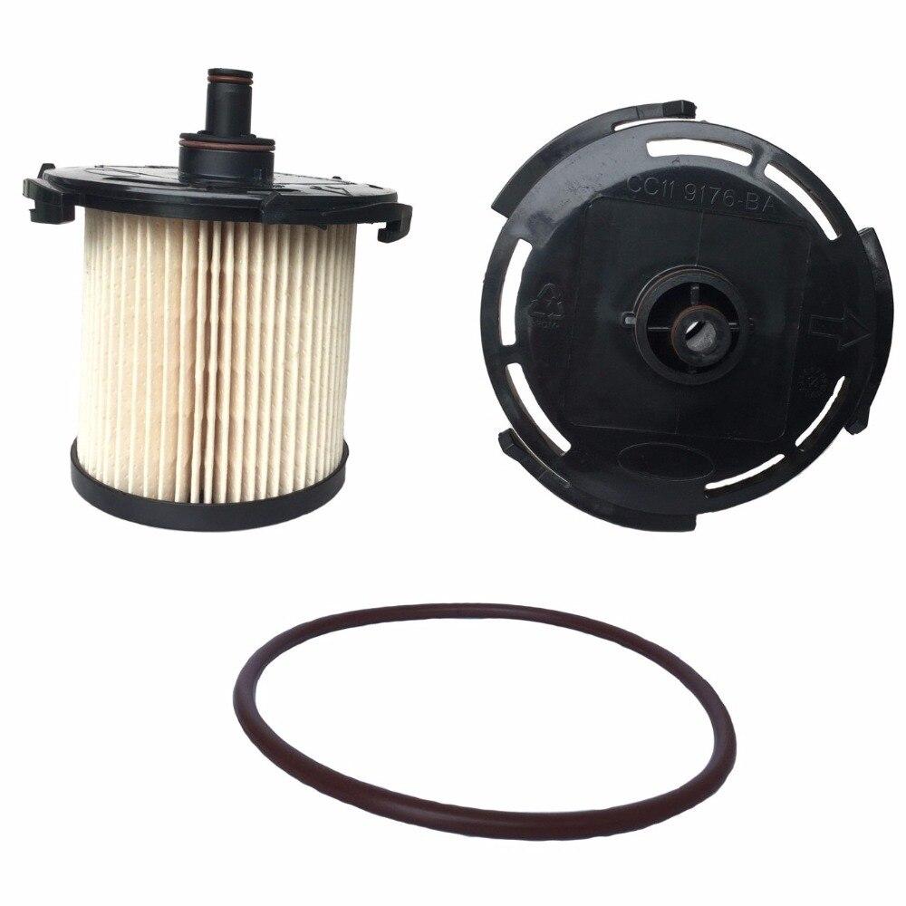 10 pcs CC11-9176-AA CC11-9176-BA Fuel Diesel Filter 1837319 1727201 1764944 Fits For Ford Transit Custom 2.2 TDCi 2012-2016