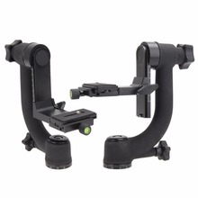 High quality  professional Gimbal head adjustable cantilever crane jib see panoramic for Cameras DSLR CANON SONY NIKON