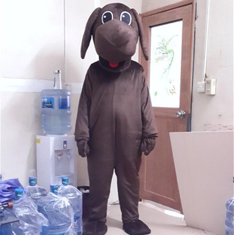 Coffe chien mascotte Costume costumes Cosplay partie jeu robe tenues vêtements publicité carnaval Halloween noël pâques adultes