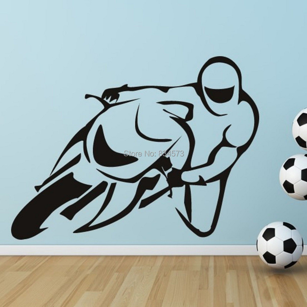 Bike Wall Art popular home decoration art bike-buy cheap home decoration art