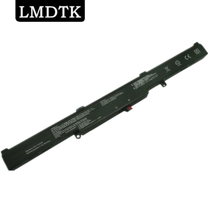 LMDTK Nowy 4 baterii baterii CELLS dla Asus A41-X550E R752LB R752M R752L R751J P750L P750L F751LX F751L X751MA K751L