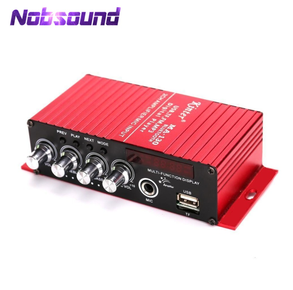 Hy803 mini amplifier car amplifier bluetooth amplifier 40w