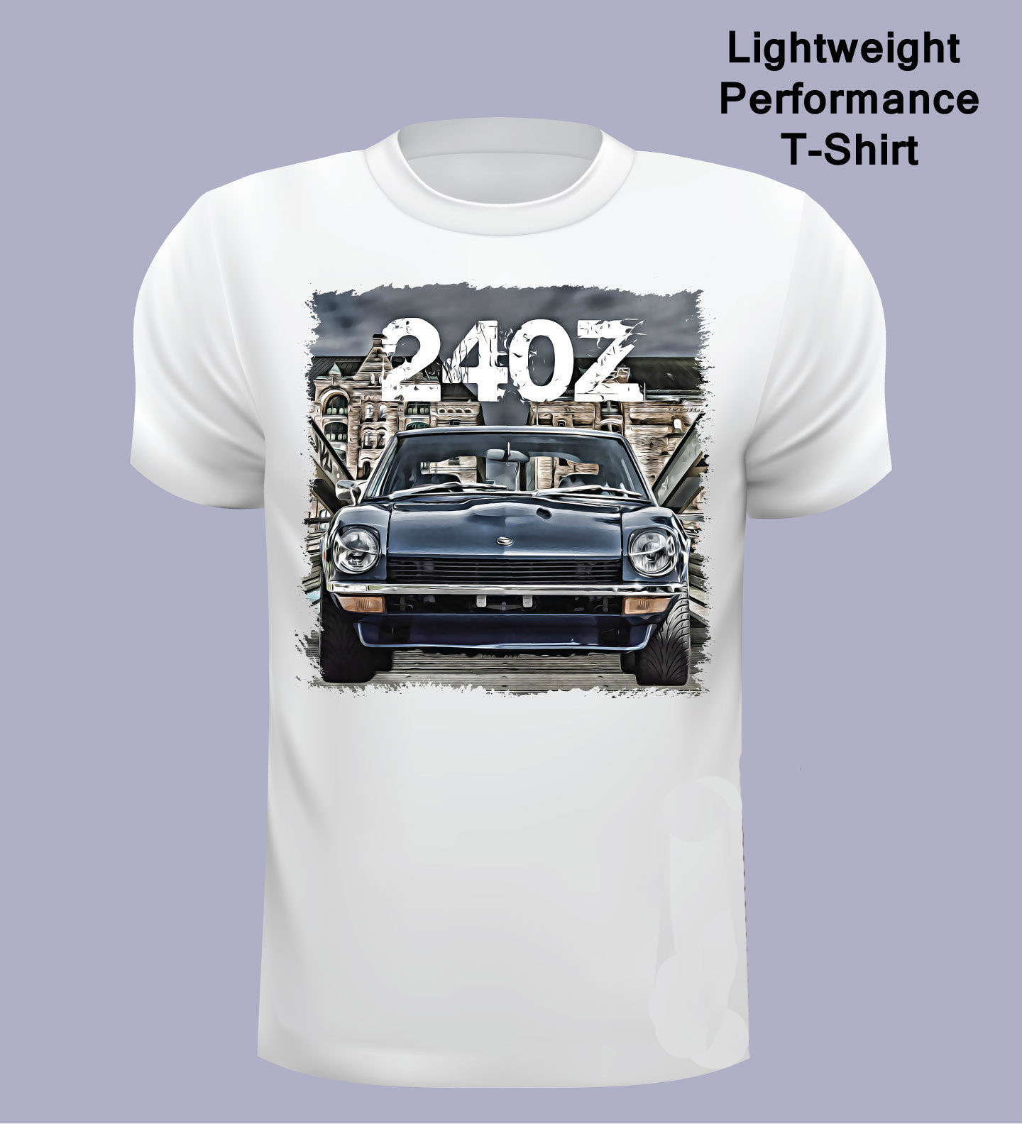 Brand Man T Shirt 2019 New Brand Tee Cotton Clothes New Japanese Car <font><b>240Z</b></font> Urban T Shirts image