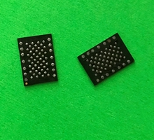 2 stuks Originele Verwijderen Oude 16 GB Hardisk Nand flash geheugen IC HDD chip Geprogrammeerd Voor iPhone 6 6g 6 + 6 p plus