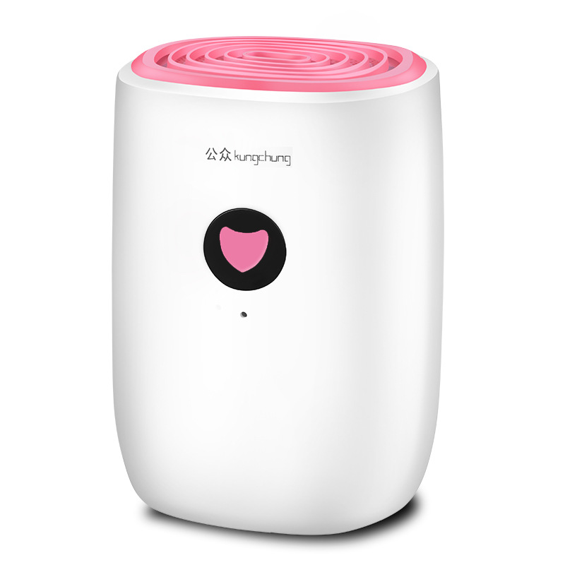Fashion Mini Home Electric Dehumidifier Bedroom Clothes Dryer Low Noise Intelligent Dehumidification Automatic Power-offFashion Mini Home Electric Dehumidifier Bedroom Clothes Dryer Low Noise Intelligent Dehumidification Automatic Power-off