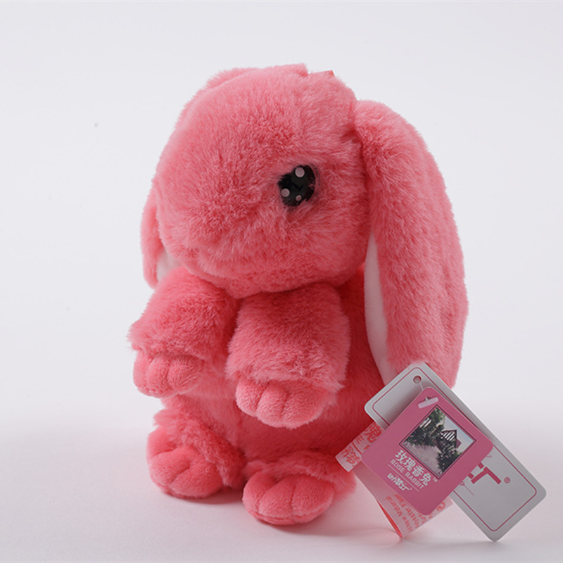 Rabbit plush toy (8)