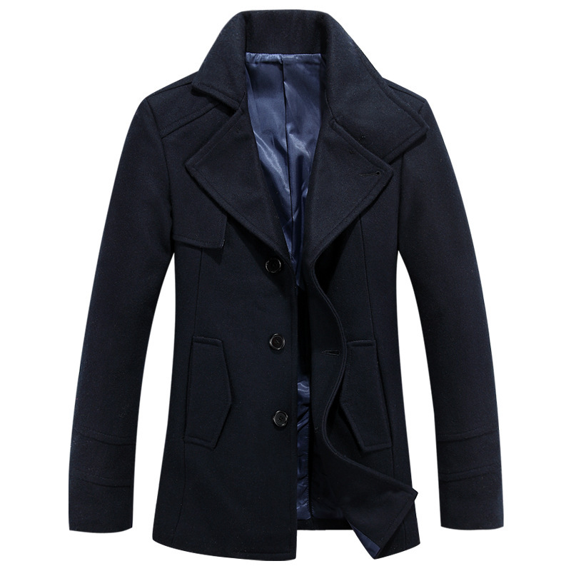 Compare Prices on Full Length Wool Coats for Men- Online Shopping