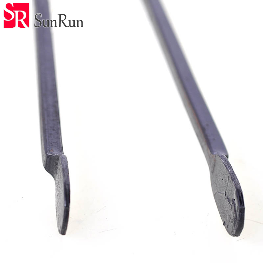 home fire tongs long handle flat garbage garbage pickers hand iron