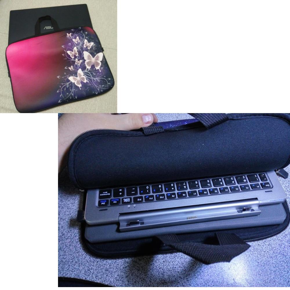 Computer Bag New Neoprene Mini 7.9 10 12 13 14 15 17 17.3 inch Laptop Sleeve Bags Pouch For Lenovo Macbook Acer Dell HP SONY IBM