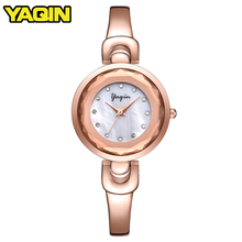 2018 Women Watches Fashion Casual Quartz Watch Women Steel Bracelet Gold Watch Ladies Watch relogio masculino