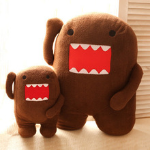 Cute Doll Plush-Toy Domo Kun Home-Sofa-Decor Staffed Kawaii Gift Funny 20cm Soft 1pc