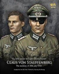 Towary przedpremierowe NP B008 1/10 Staufenberg  II wojny światowej niemcy|Części do narzędzi|   -