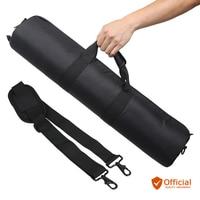 Black 80cm 75cm 70cm 65cm 60cm 55cm Padded Strap Camera Tripod Carry Bag Travel Case For