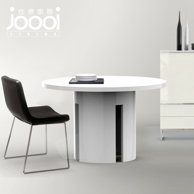 Home Live Joooi Italian Household Paint Personality Gong Round Square Oval Dining Table Custom Furniture Design