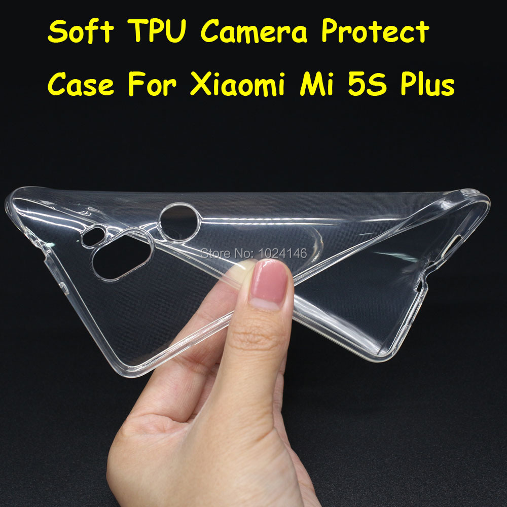 New Slim Crystal Clear Transparent Soft Tpu Back Case Protection Need Help With Dell Inspiron 570 Switch Wiring Problem Skin Full Camera Protect Cover For Xiaomi Mi 5s Plus 57