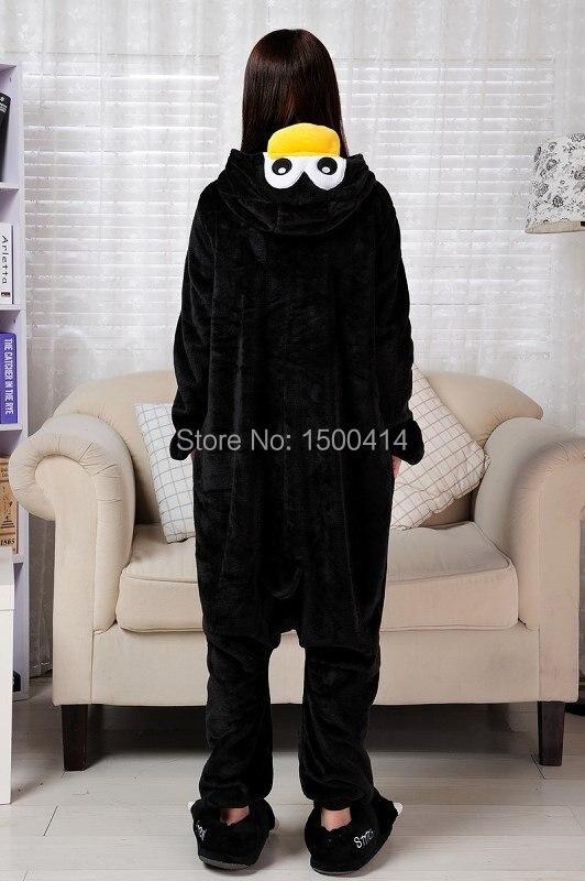 (Silpper niet inbegrepen) Animal Costume Penguin Volwassen onesie - Carnavalskostuums - Foto 4