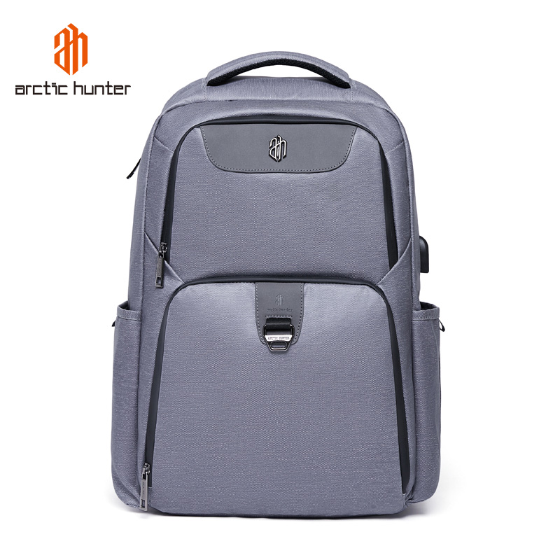 ARCTIC HUNTER New Huge Capacity Waterproof USB charging Laptop Backpack 17 inches Travel Bag for MenARCTIC HUNTER New Huge Capacity Waterproof USB charging Laptop Backpack 17 inches Travel Bag for Men