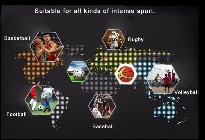 b110b3ecd44 Brand Warranty! Handball Racquetball Football Volleyball Basketball ...